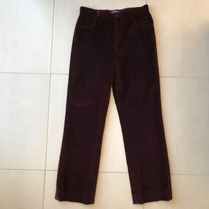 Ralph Lauren Collection Purple Label Pants